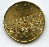 Paraguay 1998 Year. 50 Guarani - Paraguay