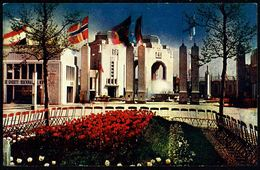 ANTWERPEN / ANVERS - Exposition Universelle 1930: Hoofdingang - Entrée - Non Circulé - Not Circulated - Nicht Gelaufen. - Antwerpen