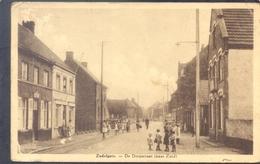 ZEDELGEM - De Dorpstraat (naar Zuid) - Zedelgem