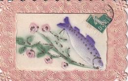 1er Avril (carte à Collage Et Découpe) - 1 De April (pescado De Abril)