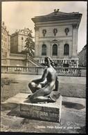 Geneve Palais Eynard Et Jardin Public. - GE Genf