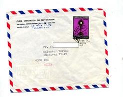 Lettre  Cachet Sur Congres Religieux - Colombia