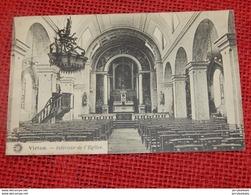 VIRTON  -  Intérieur De L'Eglise - Virton