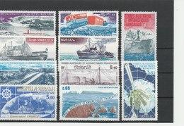 LOT T.A.A.F POSTE  AERIENNE**LUXE COTE 91.75 - Terres Australes Et Antarctiques Françaises (TAAF)