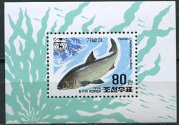 Korea 1996 Corea / Fish Fishes MNH Peces Fische Poisson / Cu16806  32-30 - Pesci