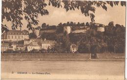 Sierck Le Château Fort  Cp134 - Altri Comuni