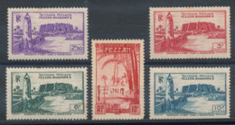 Fezzan - Lot De 5 Timbres - Fezzan (1943-1951)