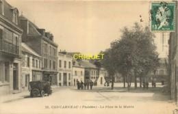 29 Concarneau, Place De La Mairie, Beau Tacot - Concarneau