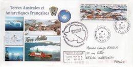 T.A.A.F / ENVELOPPE AVEC TIMBRE N° 441 - Terres Australes Et Antarctiques Françaises (TAAF)