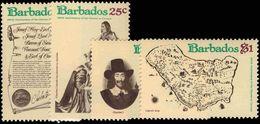 Barbados 1977 Earl Of Carlisle Unmounted Mint. - Barbados (1966-...)