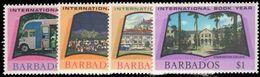 Barbados 1972 Book Year Unmounted Mint. - Barbados (1966-...)