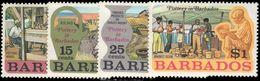 Barbados 1973 Pottery Unmounted Mint. - Barbados (1966-...)