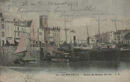 17 - LA ROCHELLE - Station Des Bateaux Des Iles - La Rochelle