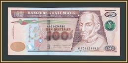 Guatemala 100 Quetzales 2015 P-126 (126e) UNC - Guatemala