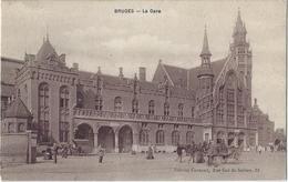 Bruges   -   La Gare - Stazioni Senza Treni