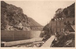 Corrèze Soursac Barrage De L'aigle à Spontour Le Batardeau - Other Municipalities