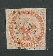 COLONIES GENERALES  N°  5  OB NLLE CALEDONIE - Aigle Impérial