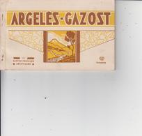 65 ARGELES GAZOST  -  CARNET DE 12 CARTES ARTISTIQUES  -  Ed LABOUCHE  - - Argeles Gazost