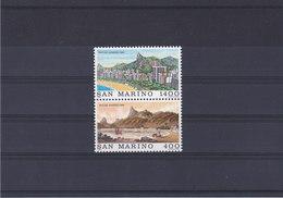 SAINT MARIN 1983  RIO DE JANEIRO Yvert 1081-1082 NEUF** MNH - Saint-Marin