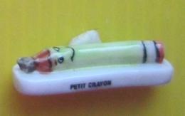 Fève -  Babalous - Petit Crayon 1995 - Réf AFF 1998 71 -  Babalou - Autres