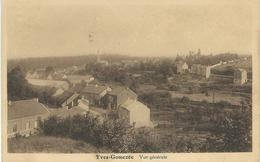 YVES-GOMEZEE : Vue Générale - RARE CPA- Cachet De La Poste 1943 - Walcourt