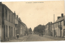 MARLY.  Avenue Du Quesnoy. - Marcoing