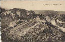 Remouchamps.   -   Panorama De La Gare. - Stazioni Senza Treni