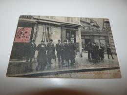 COTE D'OR DIJON INVENTAIRE DES EGLISES 13 FEVRIER 1906 M. BARABANT MAIRE DE DIJON ET LES JOURNALISTES - Dijon
