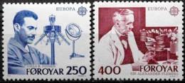 Faroe Islands  1983 EUROPA  MiNr.84-85  MNH (**)   ( Lot  Ks 194 ) - Féroé (Iles)