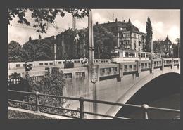 Gera - Stalinbrücke / Heinrichsbrücke - Tram / Tramway - Gera