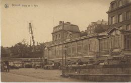 Dinant.    -   LPlace De La Gare. - Stazioni Senza Treni
