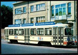 TRAM BE- P.C.C. Tramrijtuig - Reeks 2000-2165 - Voiture De Tramway P.C.C. Série 2000-2165 - Non Circulé - Not Circulated - Cartes Postales