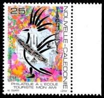 NOUV.-CALEDONIE 1993 - Yv. 637 **  - Philatélie à L'école. Cagou Stylisé  ..Réf.NCE25356 - Neufs
