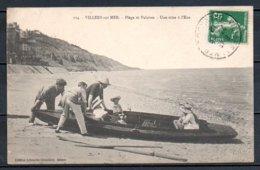 14-Villers-sur-Mer, Une Mise à L'eau - Villers Sur Mer