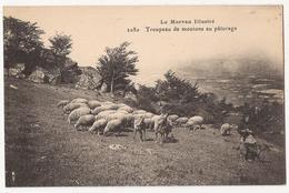 Le Morvan Illustré. Pâturages  (1920)  Cp153 - Non Classificati