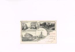 Gruss Aus Curityba J Weiss & Irmao Photographos,carte Postale Ancienne 1900. - Curitiba
