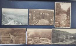 Trois-Ponts - Lot De 6 Cartes Postales - 2 Scans - Trois-Ponts