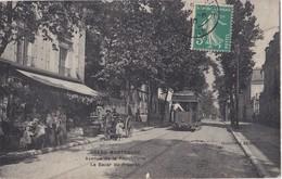 HAUTS DE SEINE 92 GRAND MONTROUGE AVENUE DE LA REPUBLIQUE LE BAZAR DU PROGRÉS  TRAMWAY CHARETTE - Montrouge
