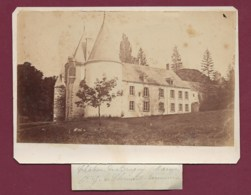 110320 - PHOTO ANCIENNE - 51 Château De BRUGNY Famille DE CLERMONT TONNERRE - Other Municipalities