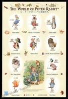 Japan - Japon 2011 Yvert 5369-78, Children. World Peter Rabbit, Beatrix Potter, Animal Illustrations - Sheetlet - MNH - 1989-... Keizer Akihito (Heisei-tijdperk)