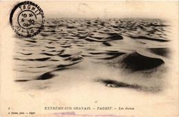CPA AK Geiser 8 Taghit Les Dunes ALGERIE (756213) - Andere Städte