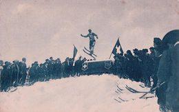 Goldiwyl Bei Thun BE, Grosser Sprung Beim Skifahren, Sport D'hiver (1698) - Sport Invernali