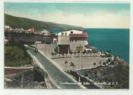 CASTELLAMMARE DEL GOLFO - AUTOSTELLO A.C.I.   VIAGGIATA   FG - Trapani
