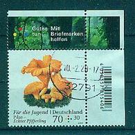 BUND---Pfifferling  ,gestempelt - [7] West-Duitsland
