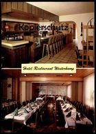 ÄLTERE POSTKARTE OSNABRÜCK HOTEL RESTAURANT WESTERKAMP BREMER STRASSE 120 Ansichtskarte Postcard Cpa AK - Osnabrueck