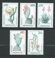 MONACO 1994 . Série N°s 1966 à 1970 . Neufs ** (MNH) - Monaco