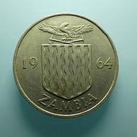 Zambia 2 Shillings 1964 - Zambia