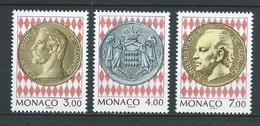 MONACO 1994 . N°s 1945 , 1946 Et 1947  . Neufs ** (MNH) - Neufs