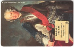 GERMANY O-Serie B-721 - 910 05.95 - History, Emperor, Kings And Other Leaders - MINT - Deutschland