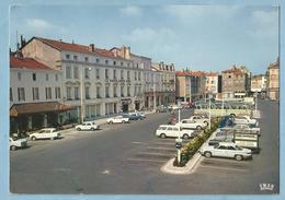 A015  CP  CHALONS-SUR-MARNE (Marne) Place De La République - Voitures PANHARD PL 24 ......  ++++ - Châlons-sur-Marne